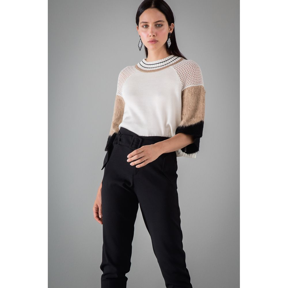 Blusa Tricot Special - Off White