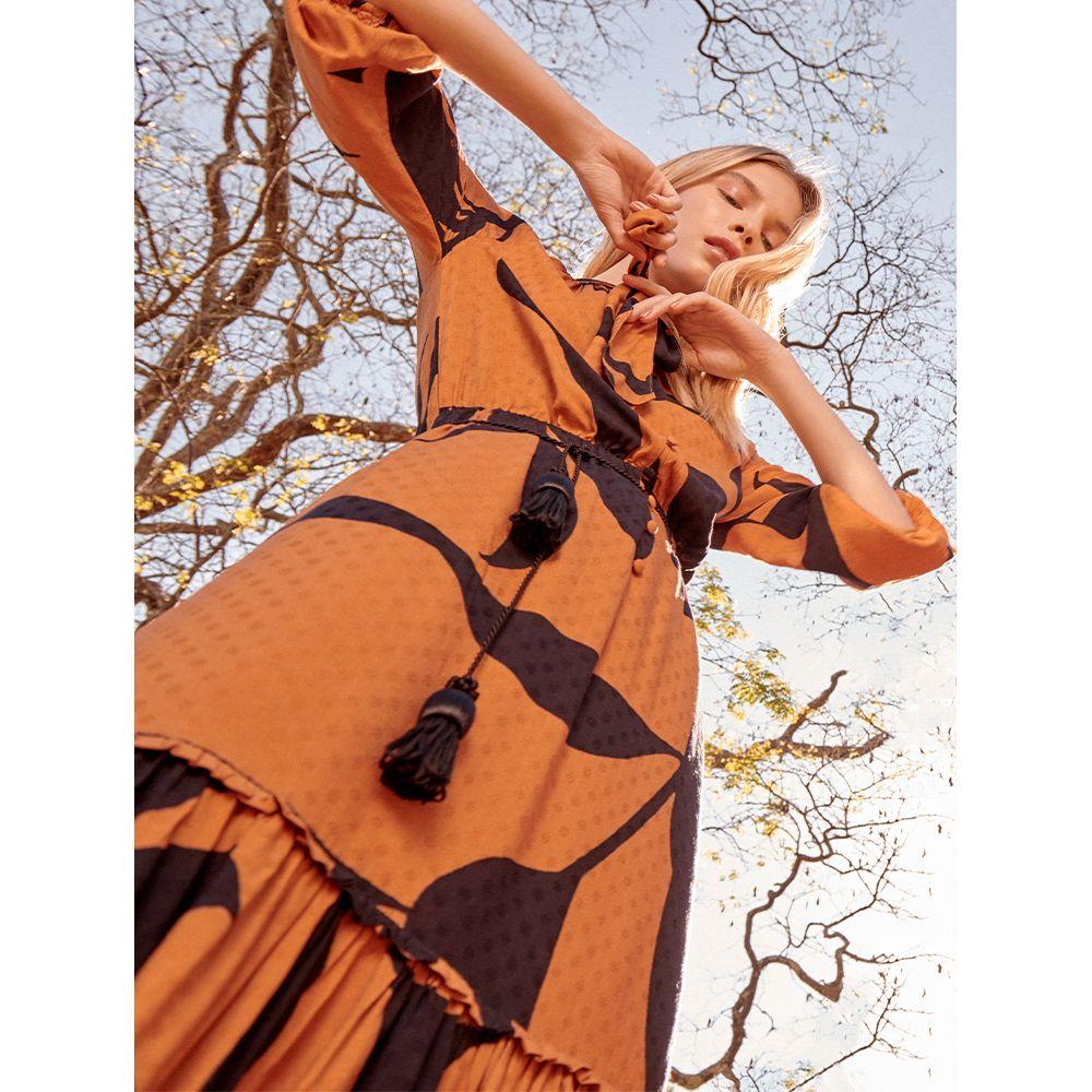 Vestido-Print-Maxi-Floral-Preto-com-Tangerina