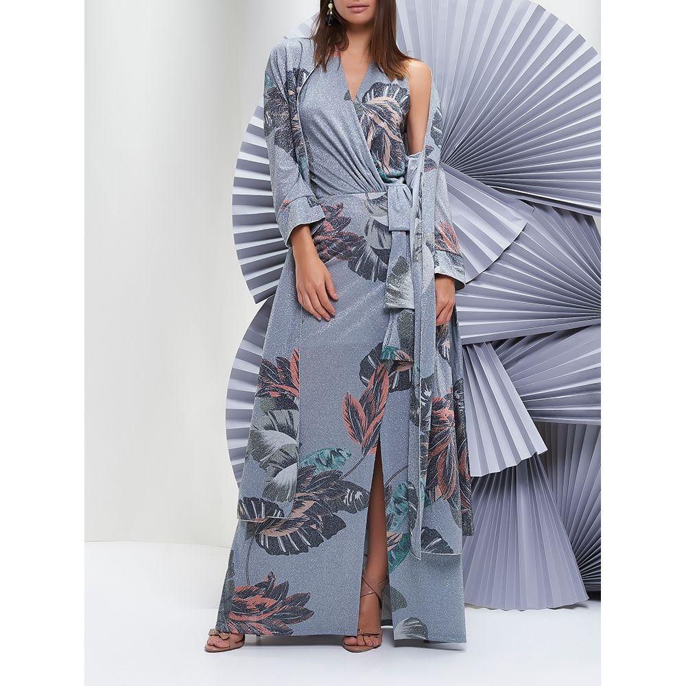 Vestido-Lurex-Floral