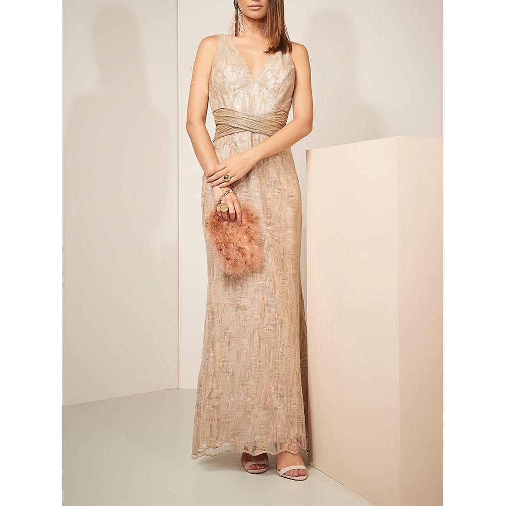 Vestido-Longo-Tule-Glamour