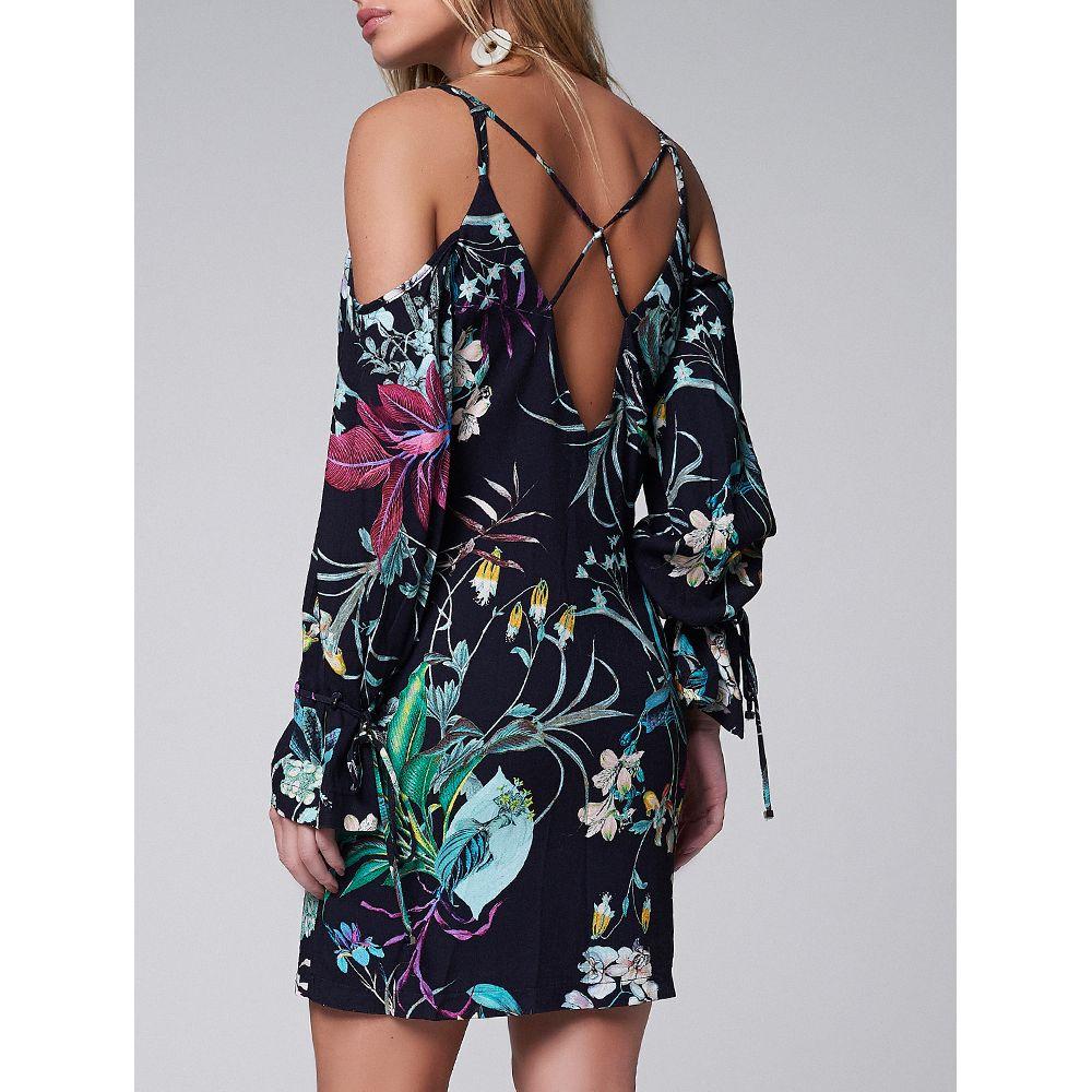 Vestido-Floral-Organico