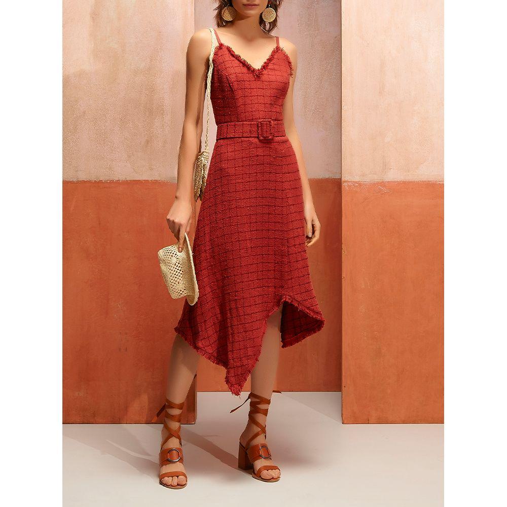 Vestido-Tweed-Exotique---Terracota