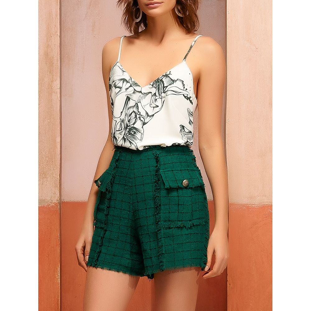 Short-Tweed-Exclusive---Floresta
