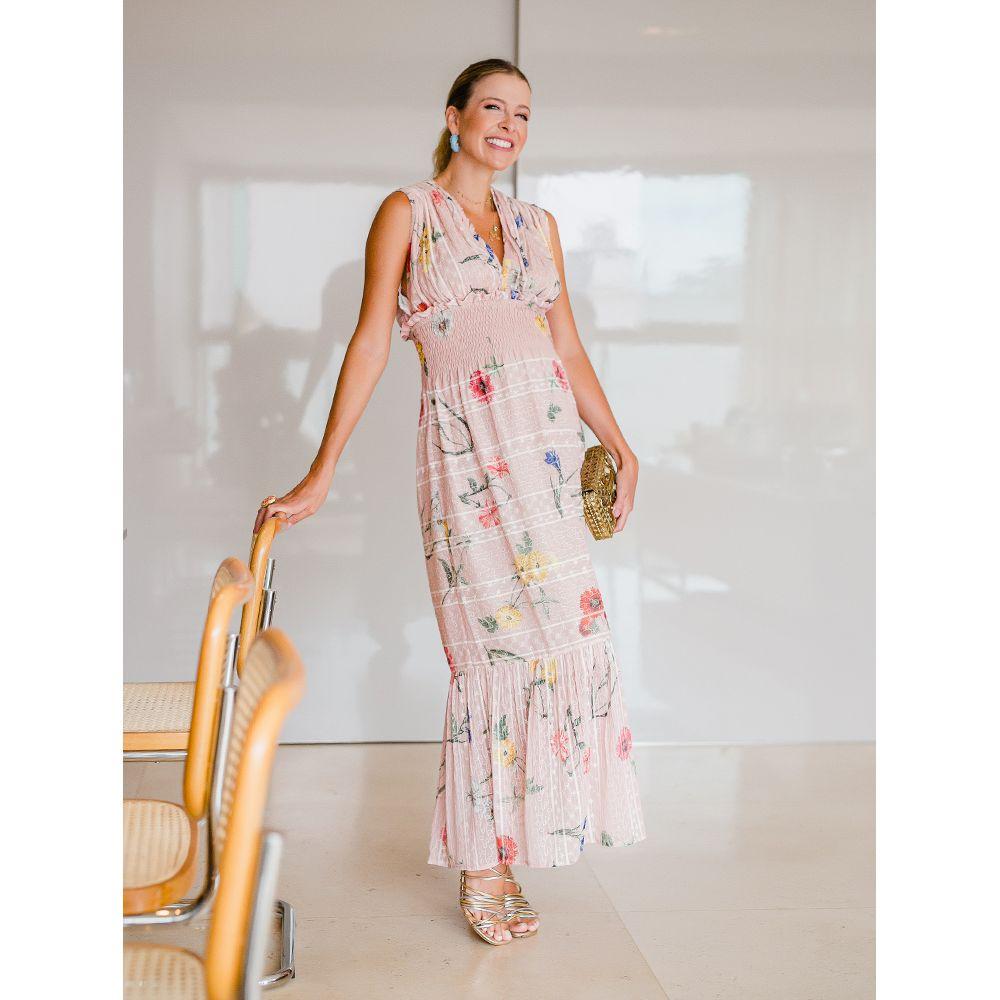 Vestido-Print-Floral-Nude