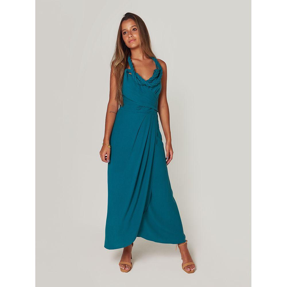 Vestido-Natural-Hand-Made---Sage