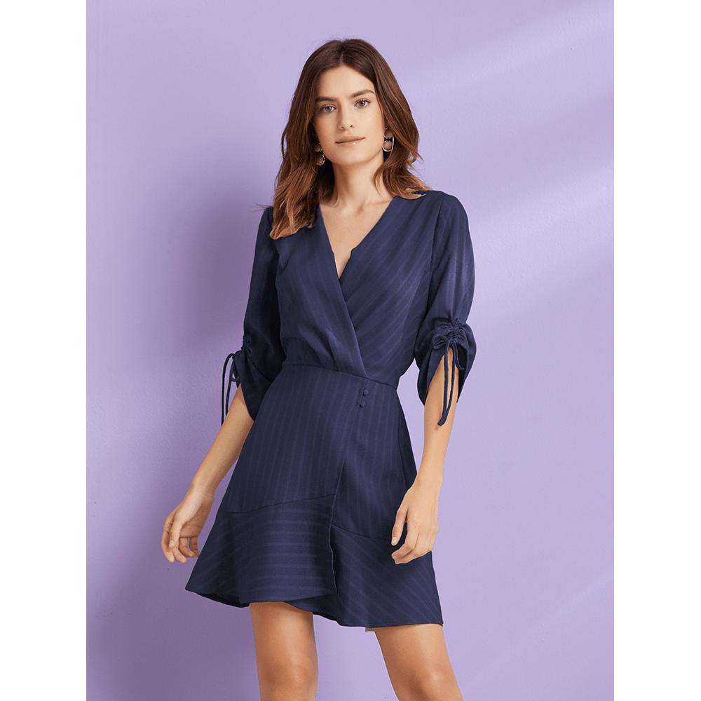 Vestido-Mini-Texture-Natural-Marinho