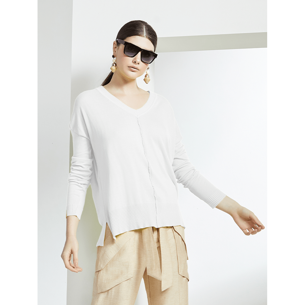 Blusa-Tricot-Casual-Deluxe-Off-White