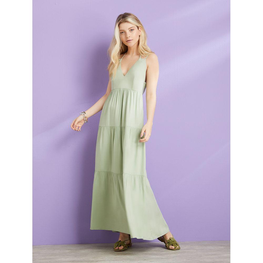 Vestido-Nature-Longo-Verde-Menta