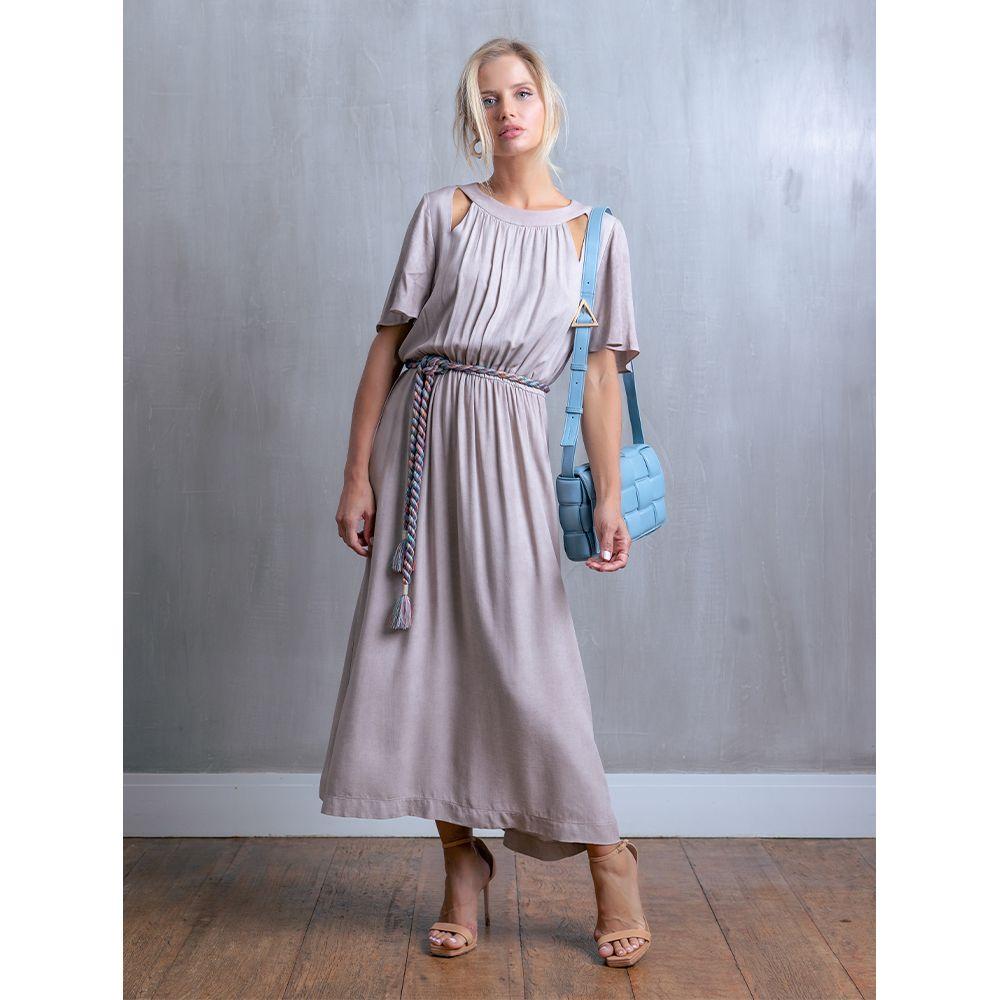 Vestido-Fendas-Cinto-Trancado-Gelo