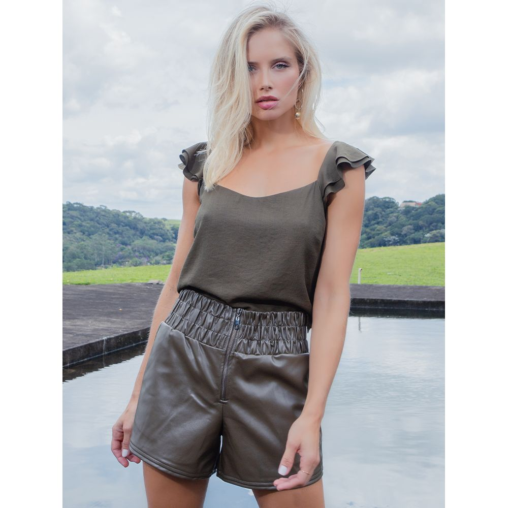 Blusa-Casual-Babados-Olive