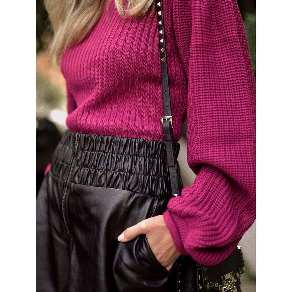 Blusa-Pull-Tricot-Pink