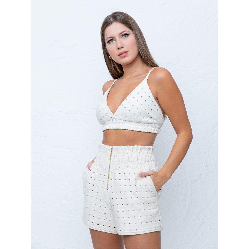 Short-Moletom-Textura-Spoted-Off-White