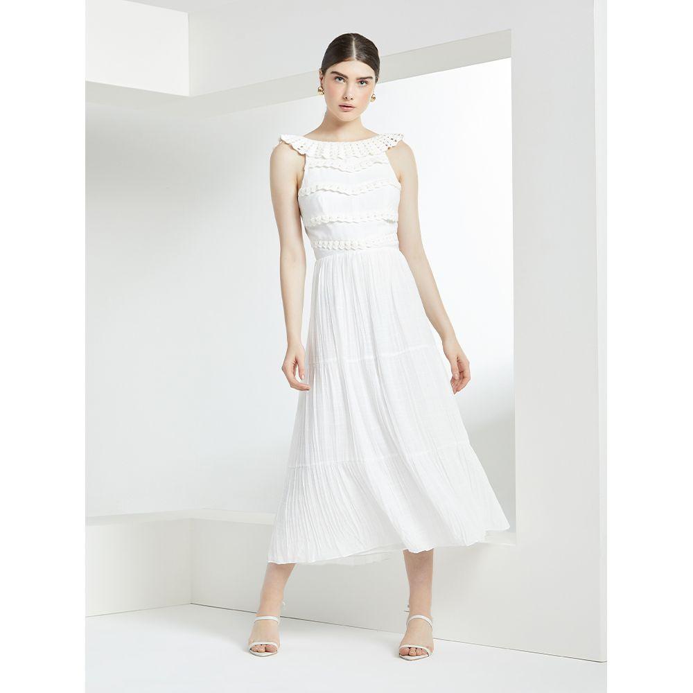 Vestido-Babados-Crochet-Off-White