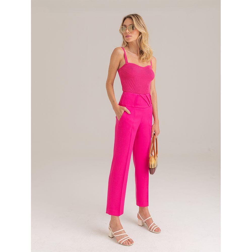 Calca-Cos-Prega-Luxo-Pink