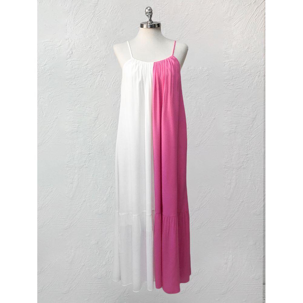 -Vestido-Midi-Bicolor-Pink-Off-White